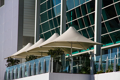 Custom Architectural Umbrellas Melbourne