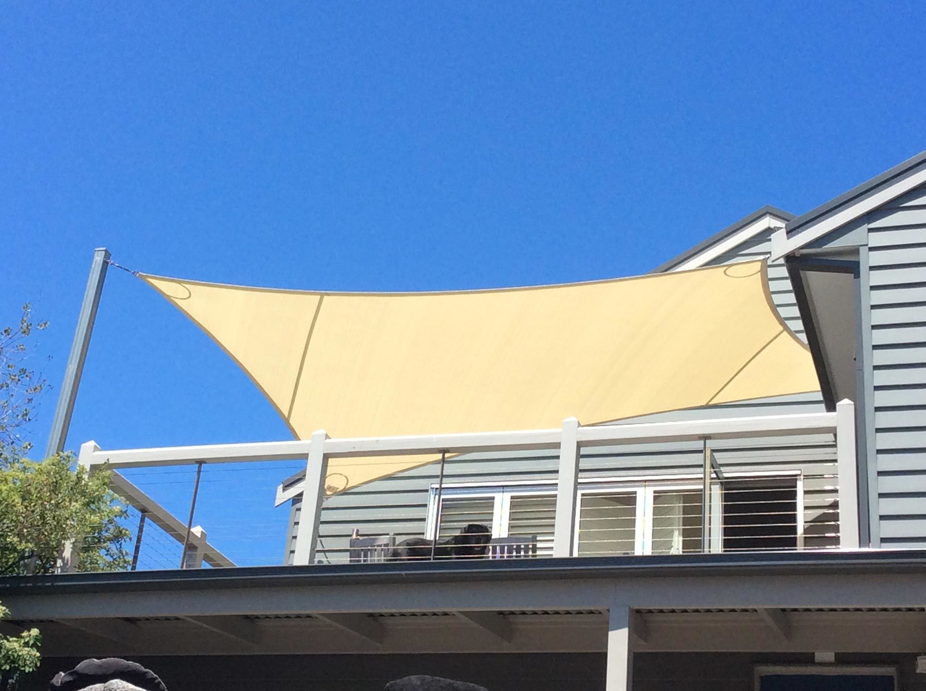 Made to measure domestic shade sails peninsula shade sails for Shadesails com
