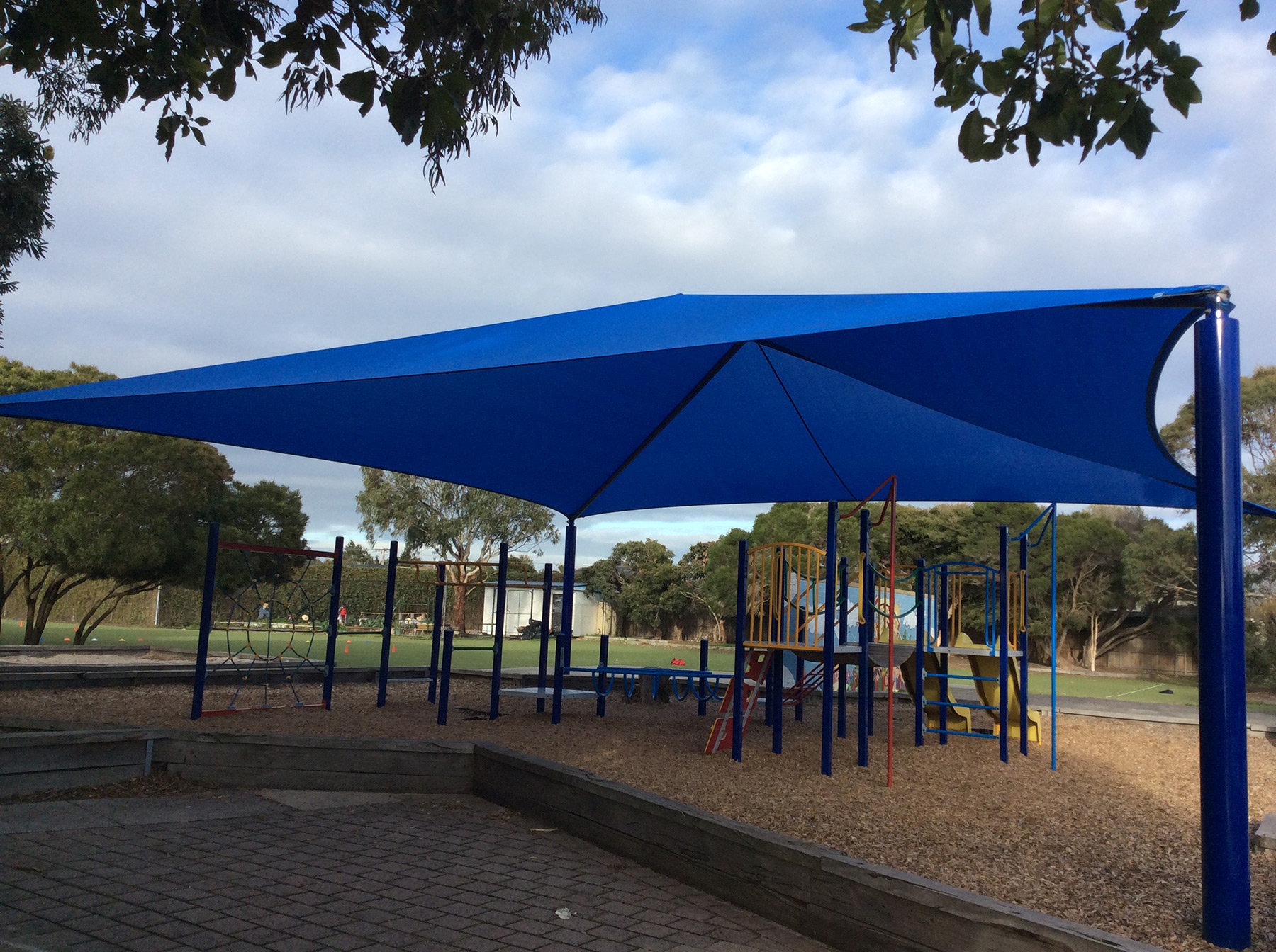 Shade Structures - Peninsula Shade Sails