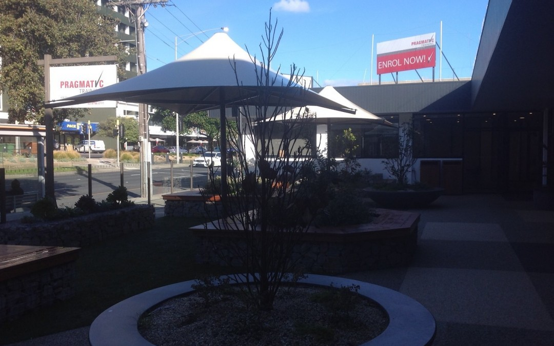 Pragmatic Training Frankston – Commercial Umbrellas